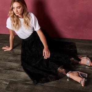 Ted Baker Ankle Length Full Skirt Lovella